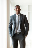 African american business man  - Black people Royalty Free Stock Image
