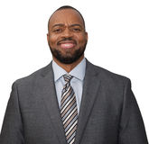 African American Business Man Stock Images