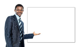 African american business man Stock Photos