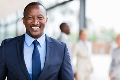 African american business man Royalty Free Stock Photo