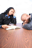 African American Business Partners Stock Images