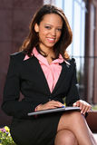 African American Business Woman Royalty Free Stock Photo
