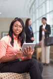 African-american business woman Royalty Free Stock Photo