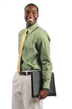 African american businessman royalty free stock image