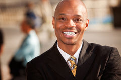 African American Businessman Stock Photos
