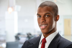 African American Businessman Royalty Free Stock Images