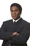 African-American businessman Royalty Free Stock Image