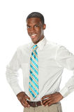African American Businessman Royalty Free Stock Photo