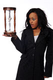 African American Businesswoman Stock Image