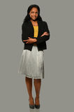 African American Businesswoman royalty free stock image