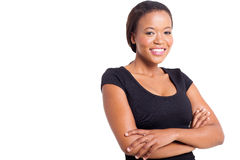 African american businesswoman Royalty Free Stock Photography