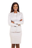 African american businesswoman portrait Royalty Free Stock Images