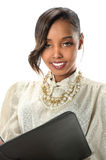 African American Businesswoman Royalty Free Stock Photo