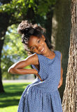 African American Child Stock Photography