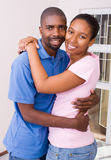African american couple Royalty Free Stock Images