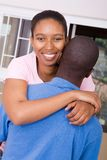 African american couple Royalty Free Stock Photo