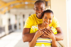 African american couple Royalty Free Stock Photos