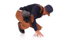 African American dancer hip hop   Stock Photos