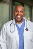 African American Doctor Royalty Free Stock Photos