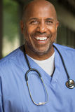 African American doctor Royalty Free Stock Image
