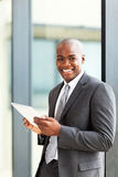 African american entrepreneur Royalty Free Stock Photos