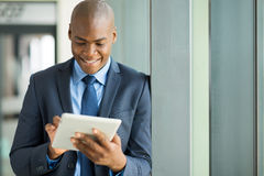 African american entrepreneur Stock Images