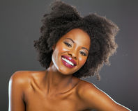 African fashion woman Stock Photo