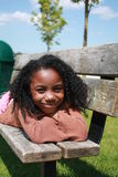 African American Girl Royalty Free Stock Photo