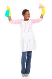 African american housewife Royalty Free Stock Image