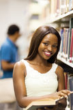 African american library Royalty Free Stock Photos