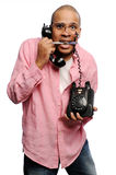 African American Male Royalty Free Stock Photography