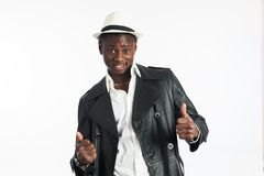 African American Man royalty free stock photography