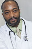 African American Man Male Doctor Royalty Free Stock Images