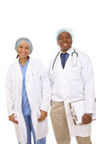 African American Medical Team Royalty Free Stock Photography
