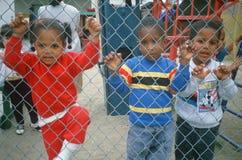 African-American preschoolers Royalty Free Stock Image