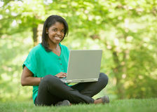 African American student Royalty Free Stock Photography