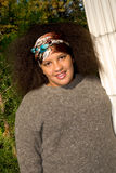 African american teen girl royalty free stock images
