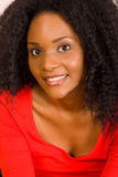 African american woman. Royalty Free Stock Photos