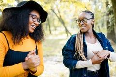Free African American Women. Friendship. Best Friends Outdoors Stock Photos - 214303443