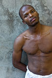 african american young Στοκ Εικόνες