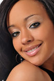 African american young woman Royalty Free Stock Photo