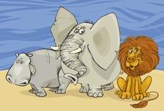 African animals Stock Photo
