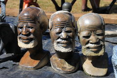 African art Stock Images
