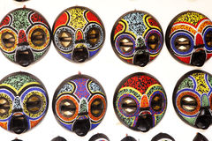 African Art Display Stock Images