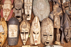 African Art Stock Photo