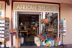 African Attitude Stock Photography