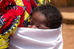 African baby Stock Images