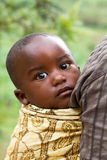 African baby Royalty Free Stock Photo