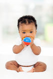 African baby toy Stock Image