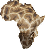 African background Royalty Free Stock Images